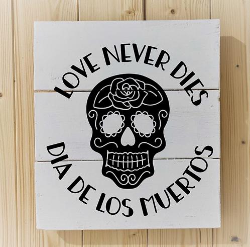 Bastel Box -Love never dies
