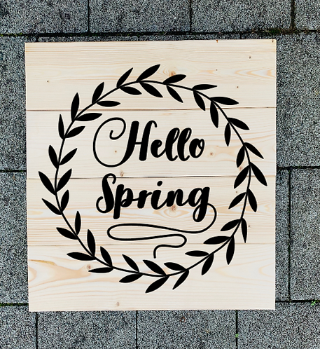 Bastel Box - Hello Spring