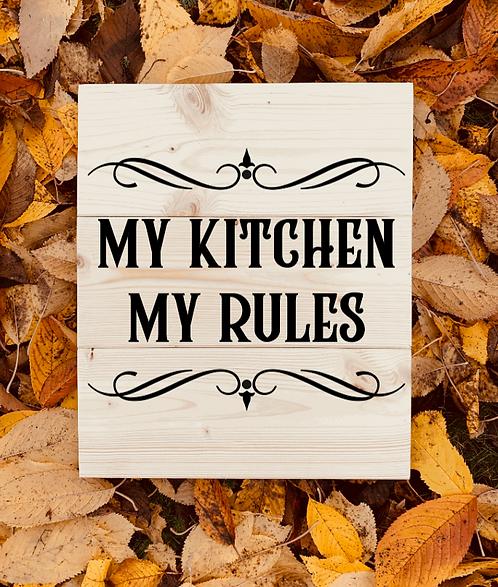 Bastel Box - My kitchen my rules