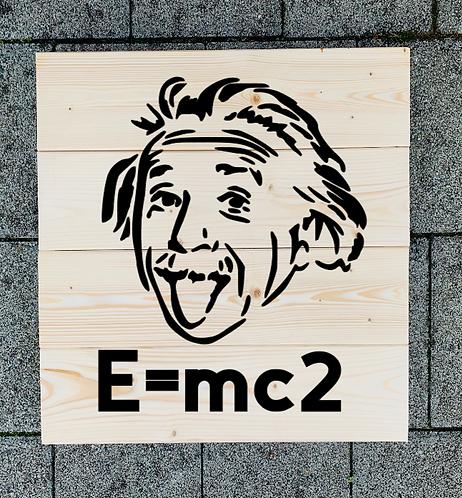 Bastel Box - Albert Einstein