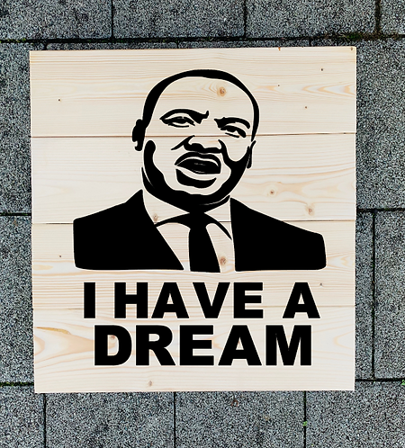Bastel Box - Martin Luther King Jr.
