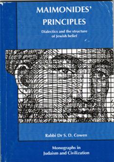 Maimonides' Principles