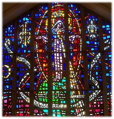 VMHS - Sacred Heart Chapel Windows