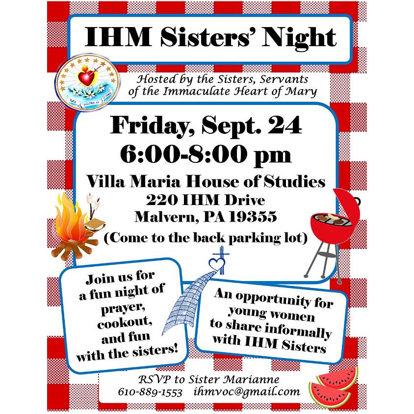 IHM Sisters Night
