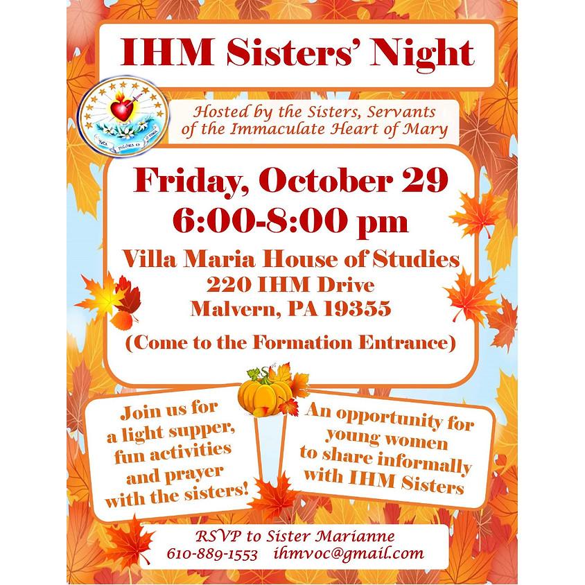 IHM Sisters' Night