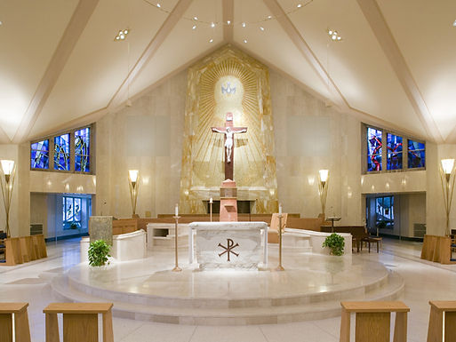 VMHS - Sacred Heart Chapel