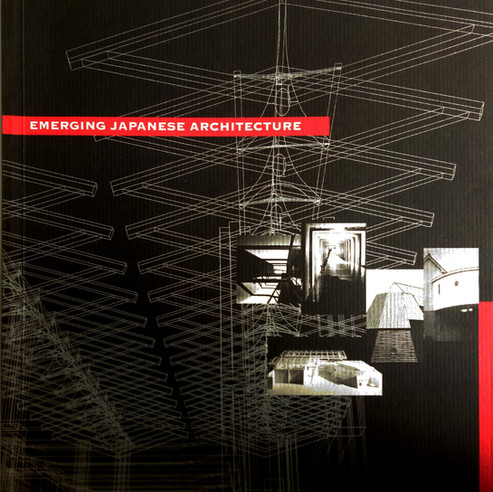 Emerging Japanese Architecture