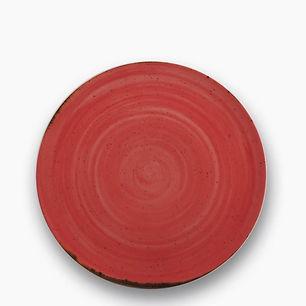 CV Rustico Red Talerz płaski 24 cm.jpg