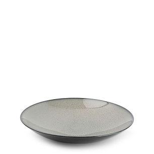 BONBISTRO Ash Grey Talerz głęboki 24 cm