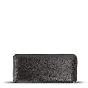 F2D Dusk Black Talerz płaski 22x10 cm.jp