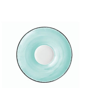 ROYALE Pure Azure Spodek do filiżanki 14