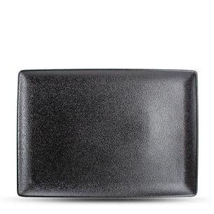 F2D Dusk Black Półmisek prostokątny 28x2