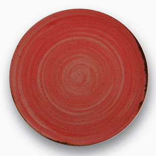 CV Rustico Red Talerz płaski 32 cm.jpg
