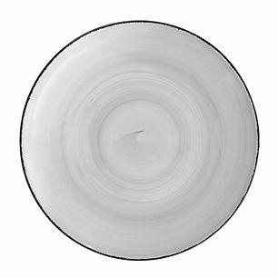 ROYALE Pure Grey Talerz płaski 31 cm.jpg
