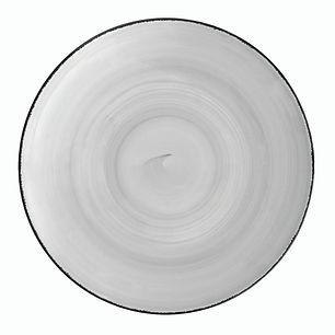 ROYALE Pure Grey Talerz płaski 33 cm.jpg