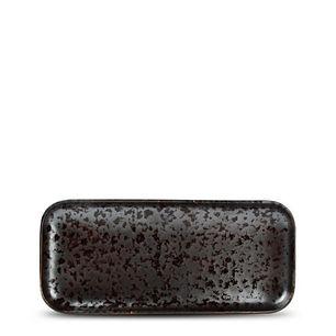 Oxido Black Półmisek prostokątny 22x10 c