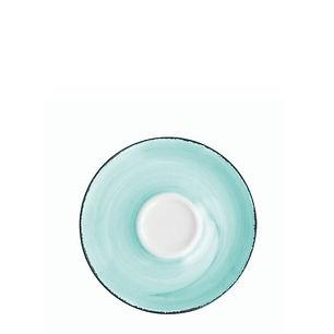 ROYALE Pure Azure Spodek do filiżanki 12