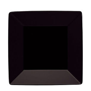 Basico Black Talerz płaski 28 cm.jpg