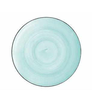ROYALE Pure Azure Talerz płaski 28 cm.jp
