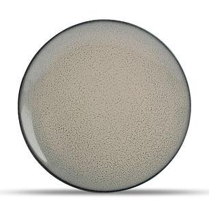 BONBISTRO Ash Grey Talerz płaski 27 cm 1