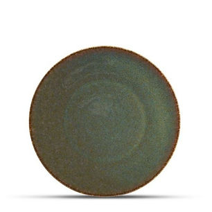 Cirro Green Talerz płaski 21 cm 1.jpg