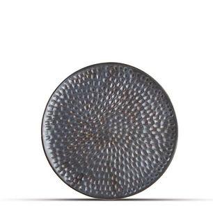 F2D Brass Silver Talerz płaski 20 cm 1.j
