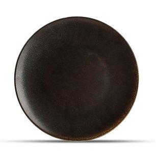 BONBISTRO Ash Brown Talerz plaski 27 cm