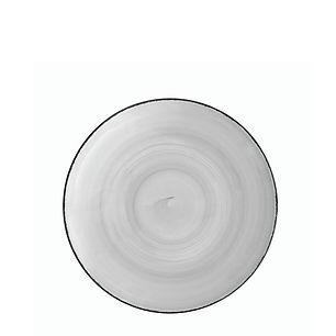 ROYALE Pure Grey Talerz płaski 21 cm.jpg