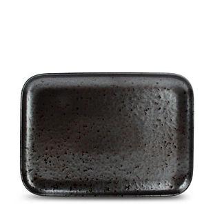 Oxido Black Półmisek prostokątny 28x20 c