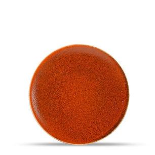 BONBISTRO Ash Orange Talerz płaski 21 cm
