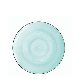 ROYALE Pure Azure Talerz płaski 21 cm.jp