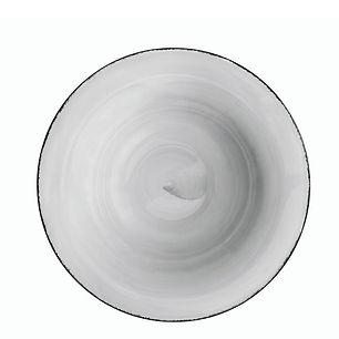 ROYALE Pure Grey Talerz do pasty 27 cm.j