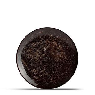 Hazy Black Talerz płaski 20 cm 1.jpg