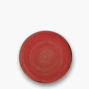 CV Rustico Red Talerz płaski 16 cm.jpg