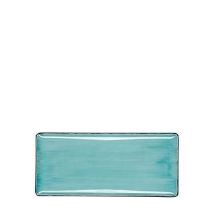 ROYALE Pure Azure Talerz prostokątny 24x