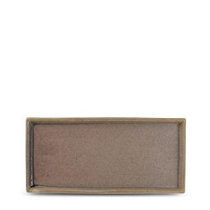 Structo Brown Półmisek 22x10 cm 1.jpg