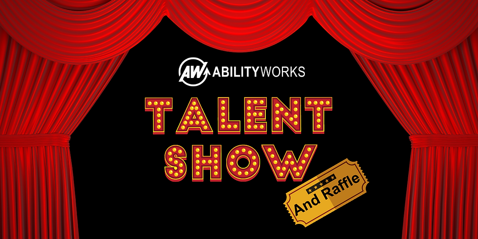 Talent Show and Raffle