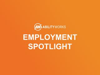 Rozlyn Planthaber   Employment Spotlight
