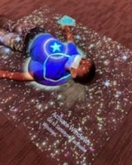 boy in sensory space
