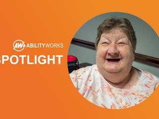 Spotlight | Becky Hall