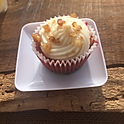 1 Dozen Bite Size Red Velvet Cheesecakes