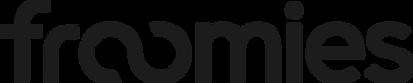 Froomies logo zwart.png