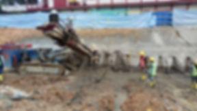 Soil Nailing, Guniting, Ground Anchor