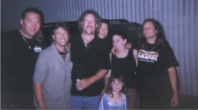 Kimmy Clark and Ashlee with Outlaws.jpg