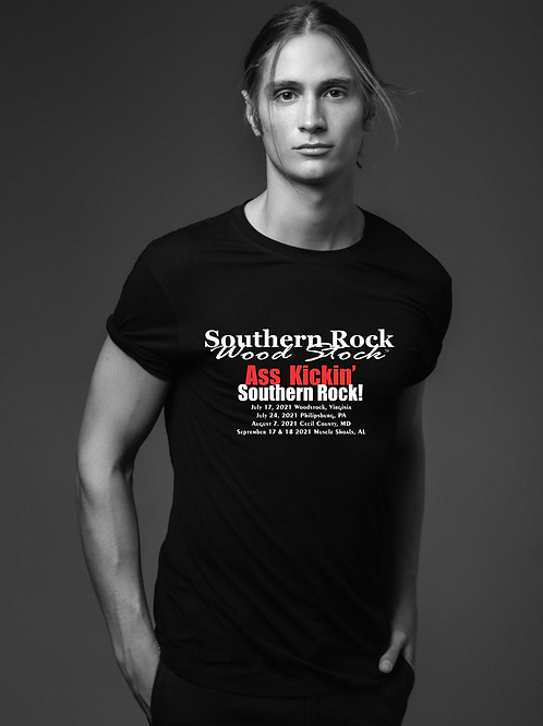 Official Southern Rock Wood Stock Concert Shirt for 2021
