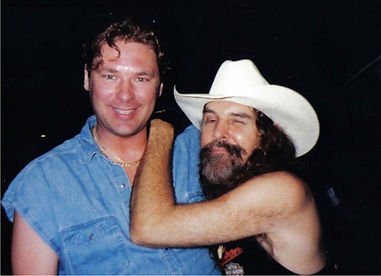 Clark with Artimus Pyle.jpg
