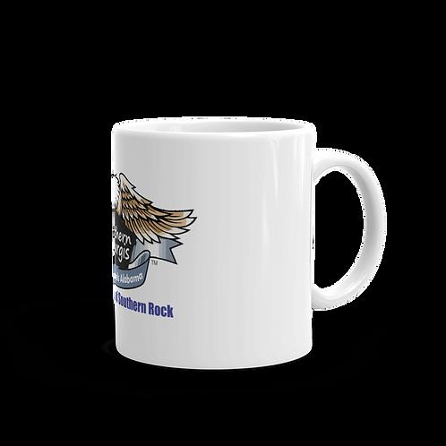 Southern Sturgis - White glossy mug