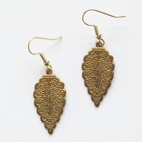 Mini Chandelier Earrings