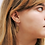 Thumbnail: Mini Chandelier Earrings