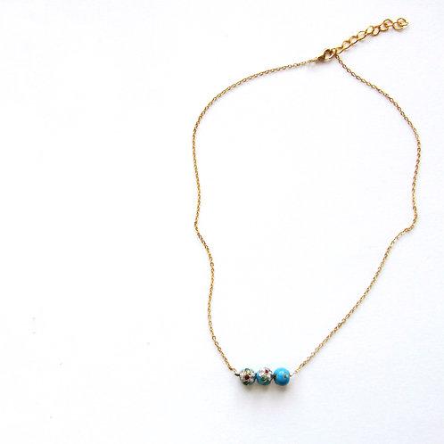 Cloissonne Necklace